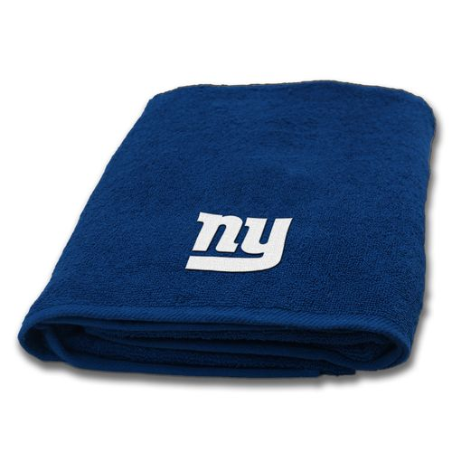 The Northwest Company New York Giants Appliqué Bath Towel
