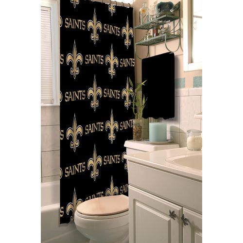 The Northwest Company New Orleans Saints Shower Curtain