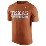 Nike Men's University of Texas Basketball Practice T-shirt