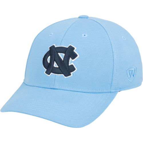 Top of the World Adults' University of North Carolina Premium Collection Memory Fit™ Cap
