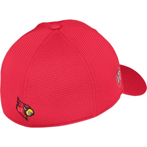 Top of the World Men's University of Louisville Booster Plus Cap - view number 2