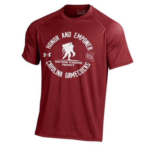 Under Armour™ Men's University of South Carolina Tech T-shirt