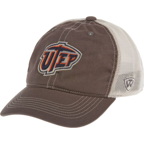 Top of the World Adults' University of Texas at El Paso Putty Cap