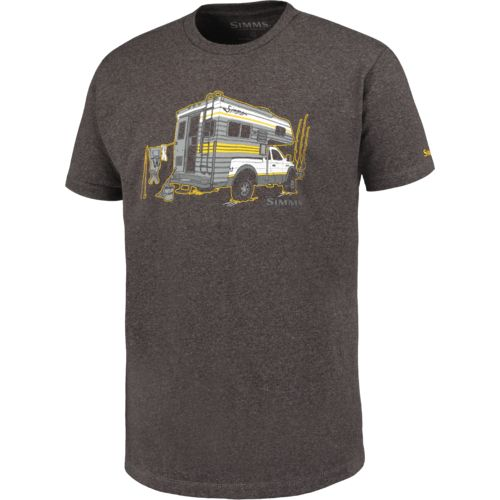 Simms® Men's Road Warrior Short Sleeve T-shirt