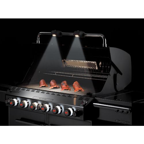 Weber® Summit® E-670™ 6-Burner Liquid Propane Gas Grill - view number 5