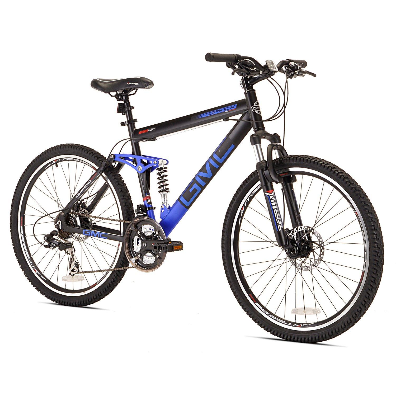 "GMC Adults' Topkick 26"" 21-Speed Mountain Bicycle"