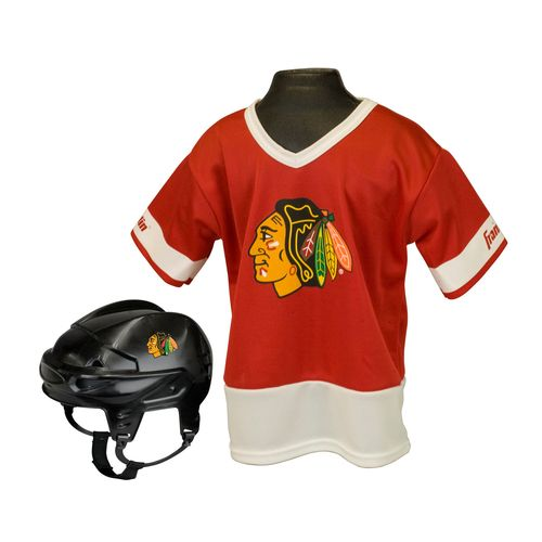 Franklin Kids' Chicago Blackhawks Uniform Set