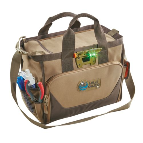 Wild River® Tackle Tek™ Lighted Closed Top Bag