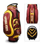 Team Golf Arizona State University Medalist Cart Golf Bag - view number 1