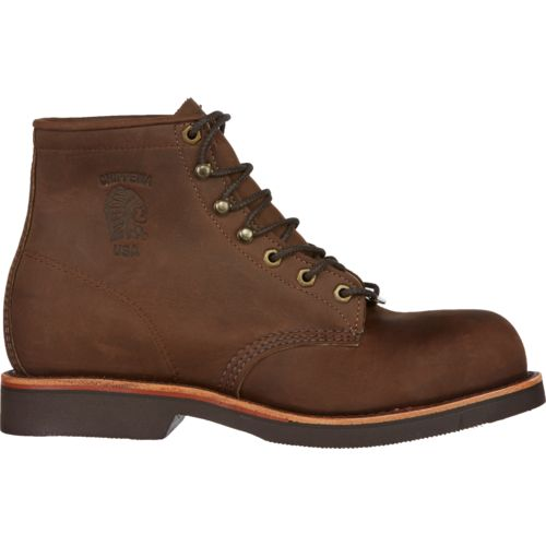 Chippewa Boots® Men's Apache Utility Lace-Up Rugged Outdoor Boots