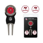 Team Golf Tampa Bay Buccaneers Divot Tool and Ball Marker Set - view number 1
