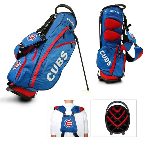 Team Golf Chicago Cubs Fairway 14-Way Golf Stand Bag