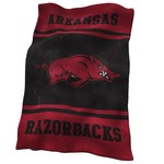 Logo University of Arkansas Ultrasoft Blanket