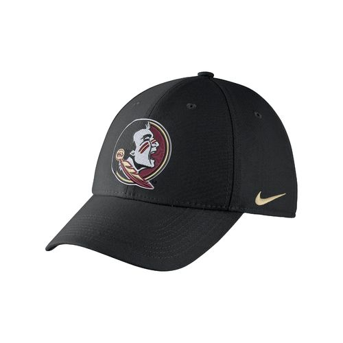 Nike™ Adults' Florida State University Swoosh Flex Cap