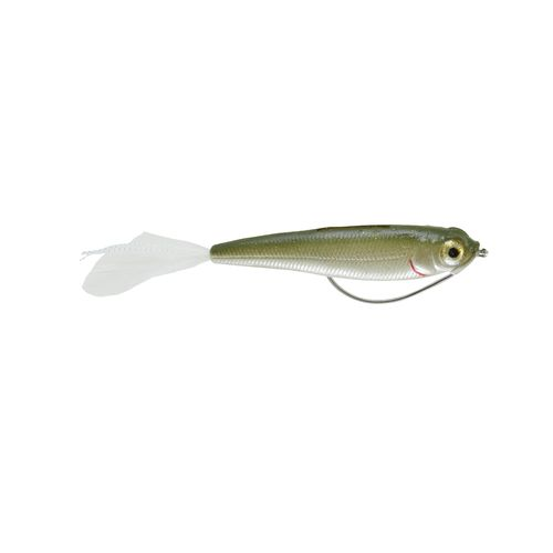 Savage TPE 2/5 oz. Soft Mud Minnow Swimbaits 2-Pack