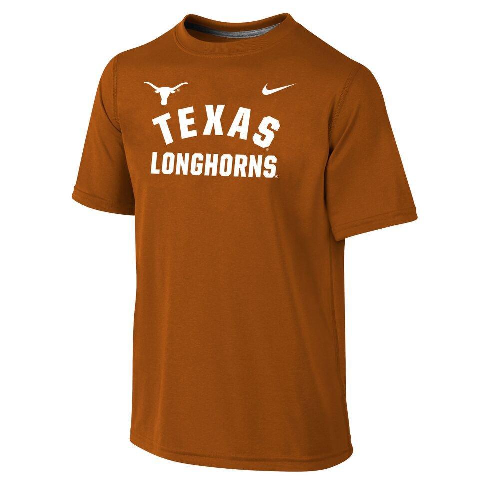 Nike Boys' University of Texas Dri-FIT Legend Short