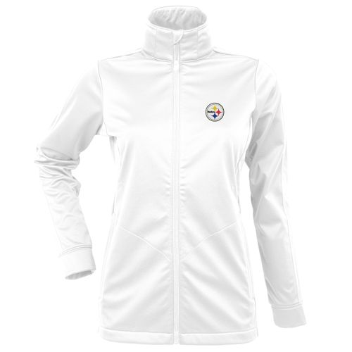 Antigua Women's Pittsburgh Steelers Golf Jacket