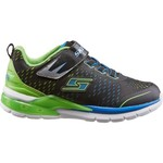 SKECHERS Boys' S Lights Erupters II Lava Arc Shoes