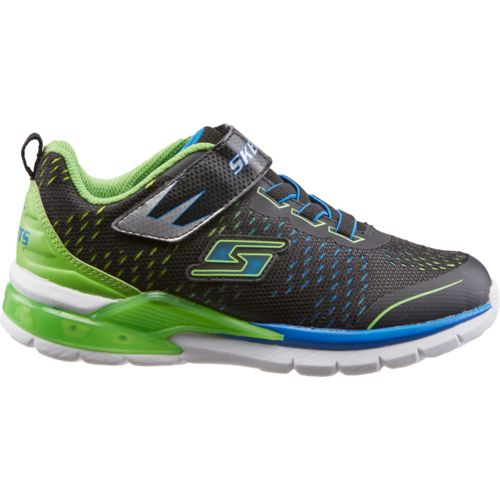 SKECHERS Boys' S Lights Erupters II Lava Arc