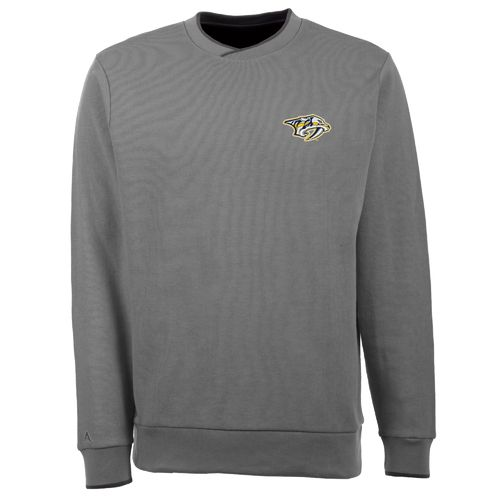 Antigua Men's Nashville Predators Executive Crew Neck Sweater