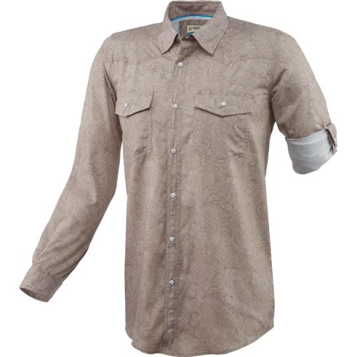 Magellan Outdoors™ Men's Pecos River Long Sleeve Western Shirt
