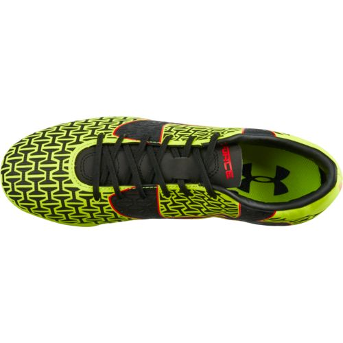Under Armour Adults' CF Force 2.0 FG Soccer Cleats - view number 4