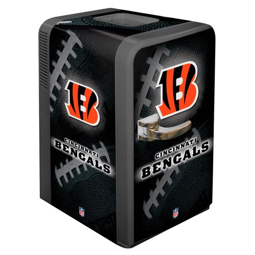 Boelter Brands Cincinnati Bengals 15 qt. Portable Party Refrigerator