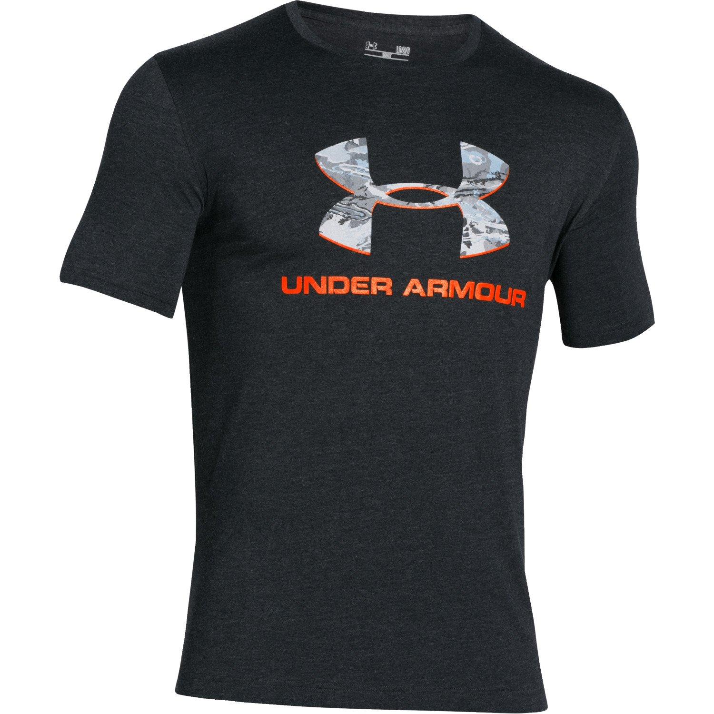 Under Armour Men 39 S Big Logo Hydro Reaper T Shirt Academy