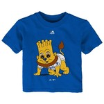 Majestic Infants' Kansas City Royals Baby Mascot T-shirt