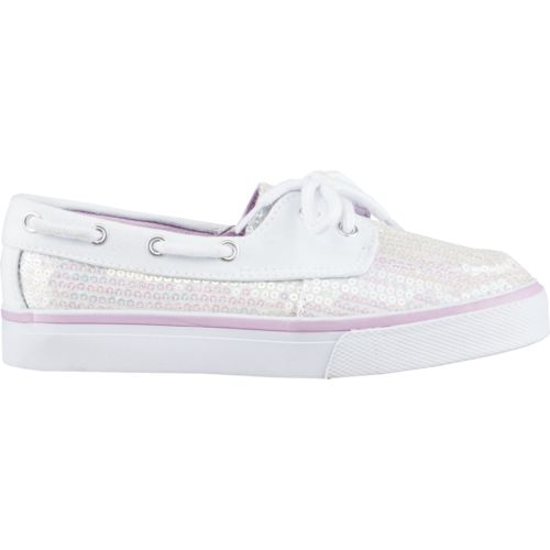 Austin Trading Co.™ Girls' Sailor Boat Shoes