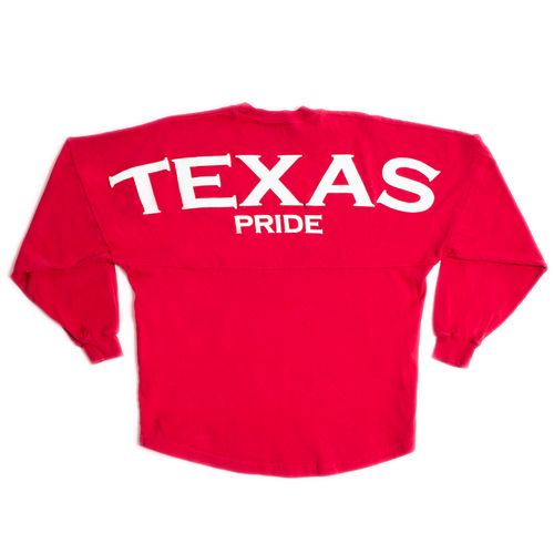 Above Wings™ Adults' Wing Back™ Texas Pride Long