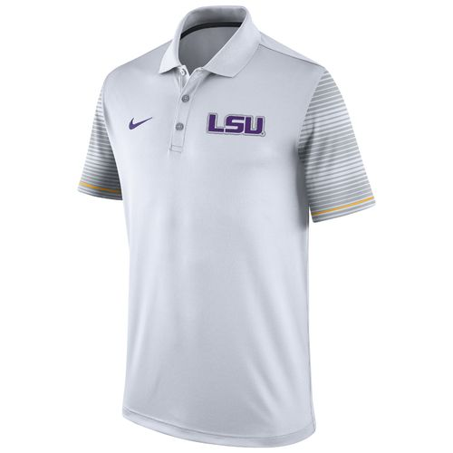 Nike™ Men's Louisiana State University Early Season Polo Shirt - view number 1