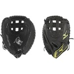 "Mizuno Youth 32.5"" Fast-Pitch Softball Catcher's Mitt Left-handed"