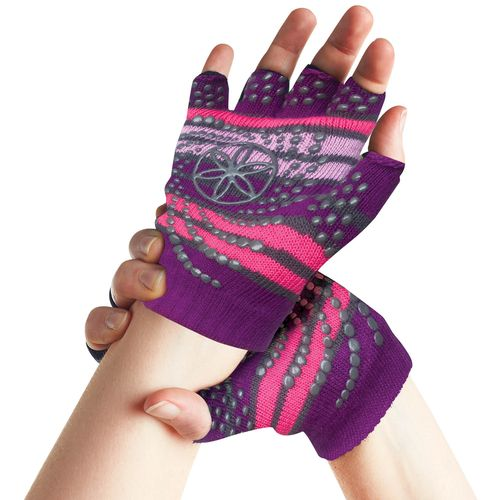 Gaiam Women's Premium Yoga Gloves