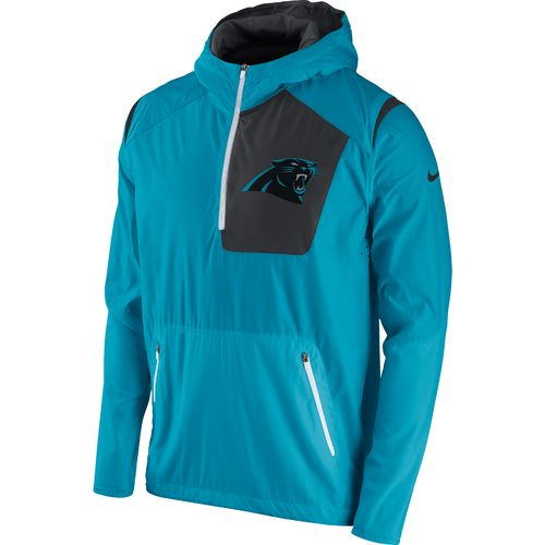 Nike Men's Carolina Panthers Vapor Speed Fly Rush Jacket
