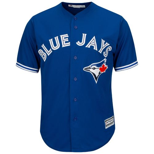 Majestic Men's Toronto Blue Jays Troy Tulowitzki #2 Cool Base Replica Jersey - view number 2