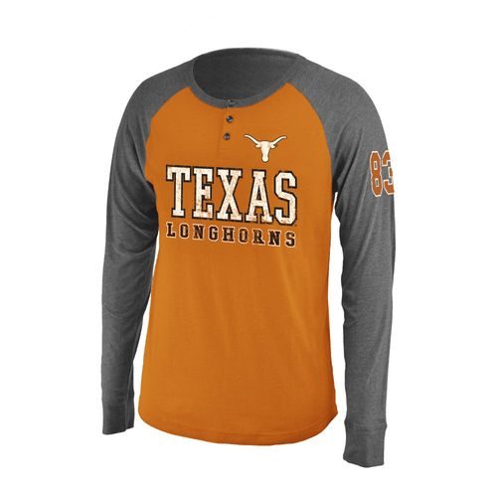 Colosseum Athletics Men's University of Texas Spotter Long