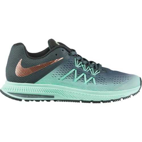 Nike Women's Zoom Winflo 3 Shield Running Shoes