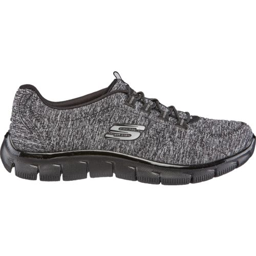 SKECHERS Women's Relaxed Fit Empire Heart to Heart Shoes