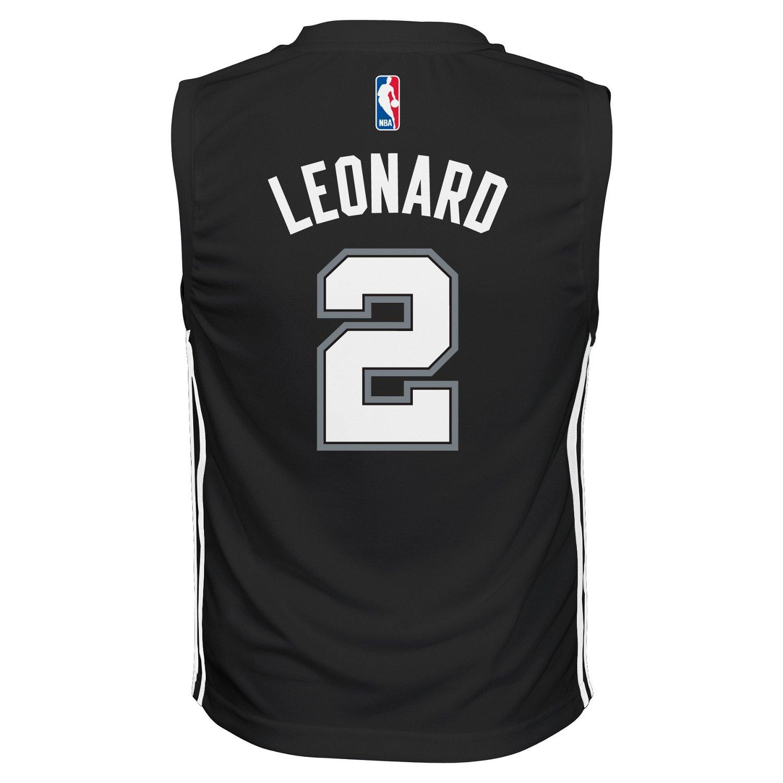 adidas™ Boys' San Antonio Spurs Kawhi Leonard #2