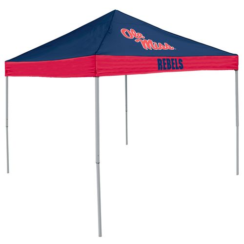 Logo™ University of Mississippi 2-Logo Tailgate Tent