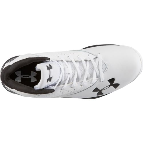 Under Armour Men's Lockdown Basketball Shoes - view number 4