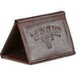 Rico Men's University of Texas Trifold Wallet