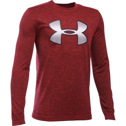 Under Armour® Boys' Tech Novelty Big Logo Long