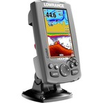Lowrance HOOK-4 Mid/High DownScan Sonar/GPS Chartplotter Combo