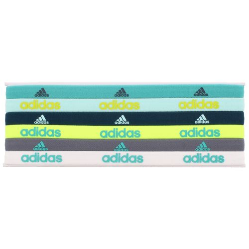 adidas™ Women's Fighter Hairbands 6-Pack