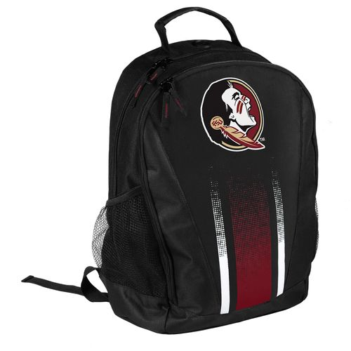 Forever Collectibles™ Florida State University Stripe Primetime Backpack