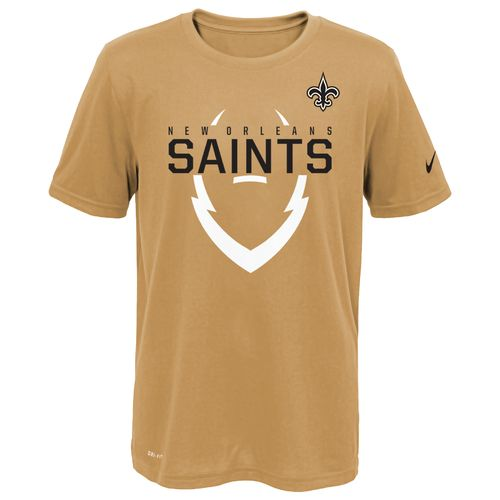 Nike™ Boys' New Orleans Saints 2016 Icon T-shirt