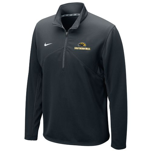 Nike™ Men's University of Southern Mississippi Dri-FIT 1/4 Zip Training Pullover