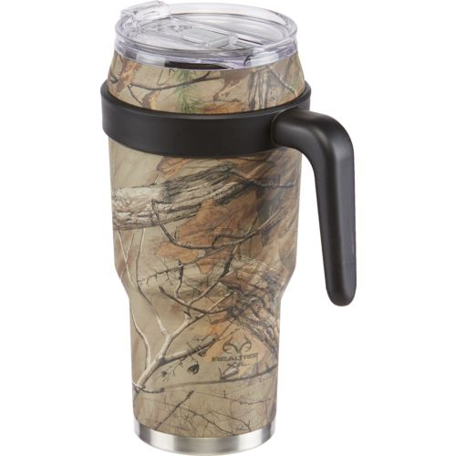 Reduce® COLD-1 40 oz. Realtree Mug with Handle - view number 1